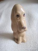 Kutya figura,Basset hound szobor