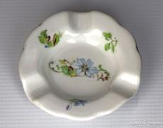 0K966 Régi jelzett Meisseni porcelán hamutál