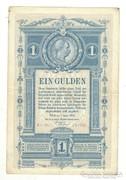 1 forint / gulden 1882 Eredeti