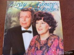 Záray - Vámosi hanglemez LP. ( Ének az esőben )