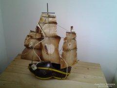 Vitorlás hajó