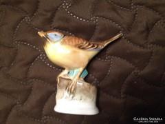 Gyönyörű, antik herendi madár