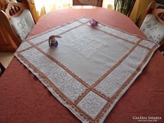 Szőttes asztalközép