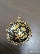 Régi Toledói kézműves nagy medál