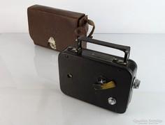 0L498 Antik KODAK 8mm-es felvevő kamera 1925 USA