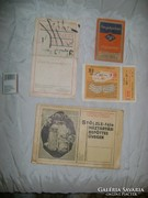 Papírrégiségek - gyűjtőknek