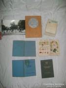 Kisdobos, úttörő, egyéb relikviák