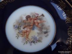 MZ angyalkás tányérpár