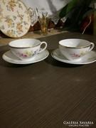 Hollóházi teáscsésze +allj