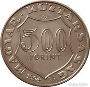 Kossuth 1994 500 forint BU ezüst emlékérme