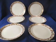 6 db Eschenbach süteményes tányér A062