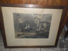 Alken, Henry. [akadályverseny] 1839 aqvatinta