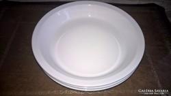 Leveses tányér 3 db