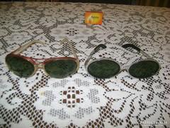 Retro napszemüveg - két darab