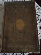 ANTIK KÖNYV Concordantiae Bibliorum id est, Dictiones 1600