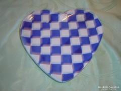 Csodaszép   szív alakú tányér