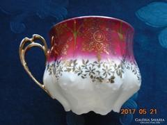 Birodalmi szecessziós-MZ-Austria-teás csésze(5)