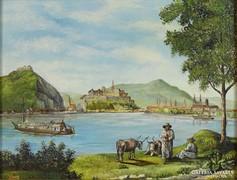 0M128 Vadas jelzéssel : Dunaparti város
