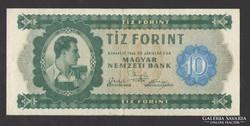 10 forint 1946. (EF+) !!! GYÖNYÖRŰ!!!