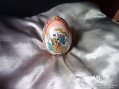 Satsuma porcelán tojás