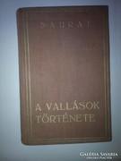 Denis Saurat: A vallások története (1935)