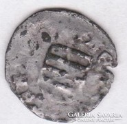 Zsigmond dénár, ezüst 0,49 gr.