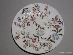 Perzsa mintás Zsolnay tányér