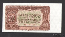 10 korona 1953. TÖKÉLETES UNC!!