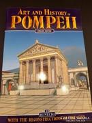 Pompeii művészet és történelem.