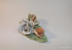 Aquincumi porcelán rózsák
