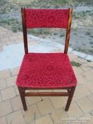 Eladó szép kárpitos szék.