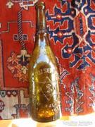 Sörös üveg   1913 .  Schatzl  József