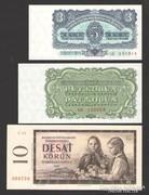 1960-as korona  sor!!  3, 5, 10, 25 (s.k.), 50, 100!!  UNC!!