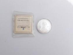 1000 éves Ausztria ezüst érme