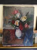 P Bak János festmény eladó