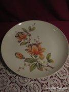86-88-138. Kaiser tányér Nossek 25 cm nagyon szép aranyozással ritka