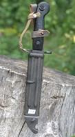 AK bajonett,ritka fekete