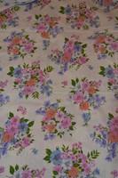 2 db szép virágos ágynemű