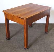 0N585 Antik Biedermeier gyerek íróasztal