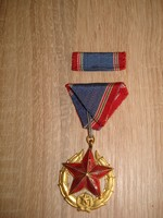 Szocialista kitüntetés