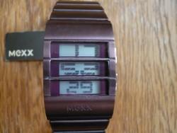 Mexx látványos kvarc szerkezetű uniszex óra
