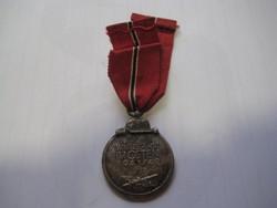 2 vh . kitüntetés  . A Téli ,Keleti  Hadjárat 1941-42  átm 35mm