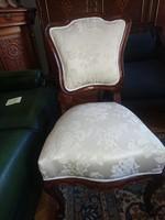 Elegáns barokk szék eladó /ÚJ KÁRPIT /
