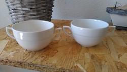 Régi zsolnay csésze páros