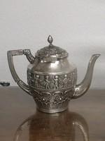 Régi német ezüst kanna, régi magyar behozatalival