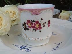 Antik szecessziós csésze ,bögre