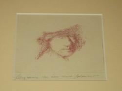 Magyar grafikus: Rembrandt