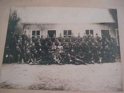 I.Világháborús katonai fotó