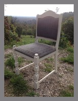 2db romantikus szék