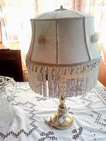 Èjjeli lámpa, luxus kivitelezesű